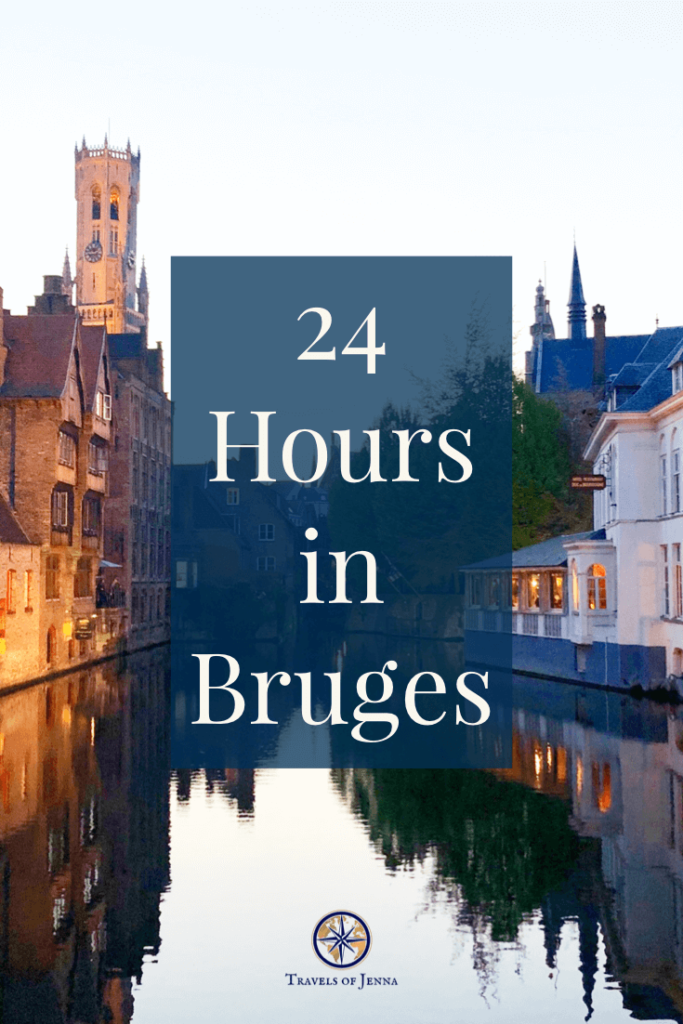 How to Spend 24 Hours in Bruges