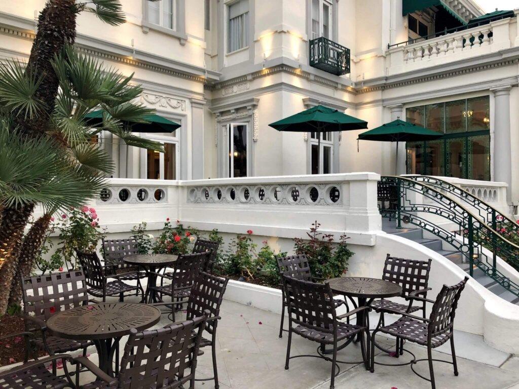 Breakfast Terrace Glorietta Bay Inn - hotel reviews