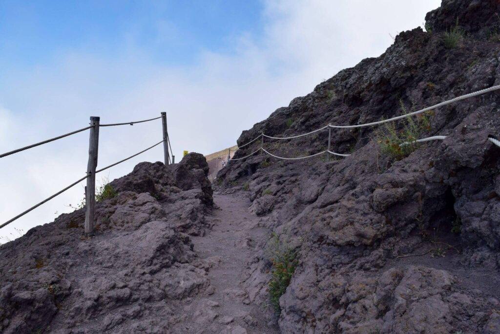 Hiking Mt. Vesuvius. 2 Weeks In Italy www.travelsofjenna.com/2-weeks-in-italy