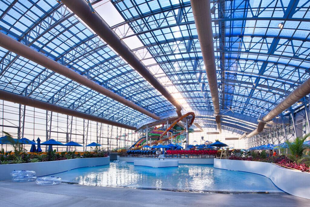 Epic Waters Indoor Water Park Grand Prairie