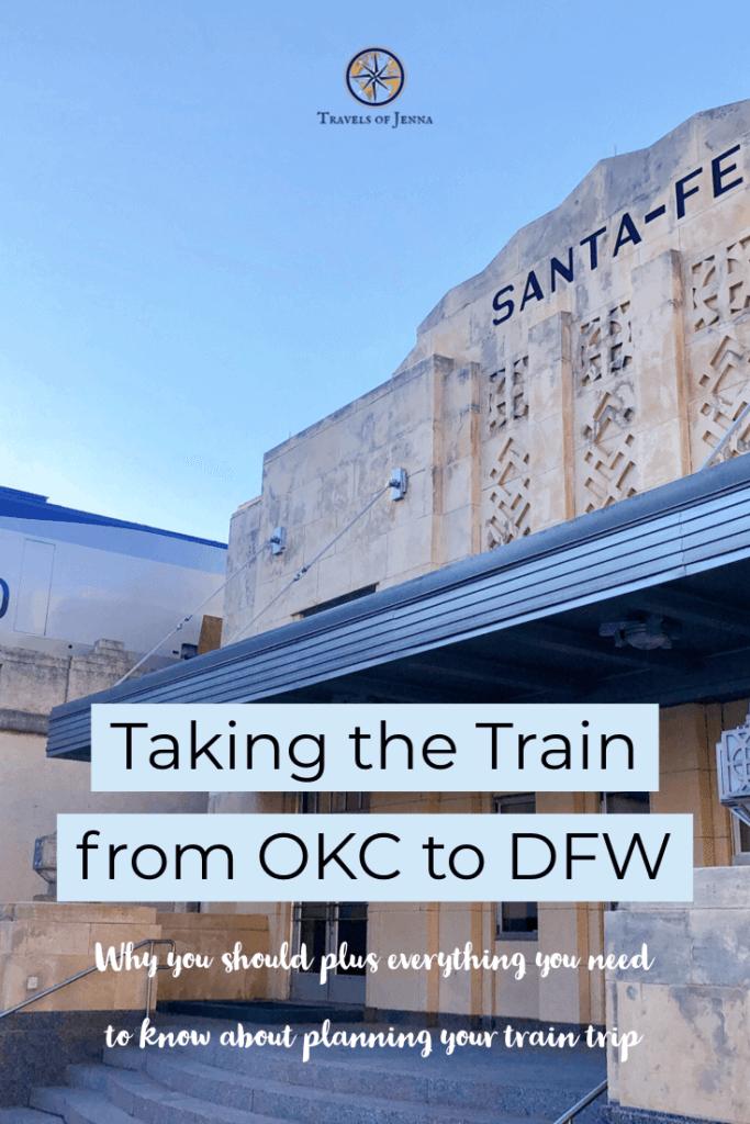 Amtrak OKC train station